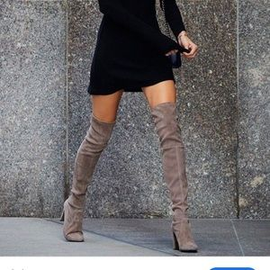 Stuart weitzman thigh high boot